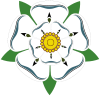 Yorkshire rose svg