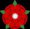 Lancashire rose svg