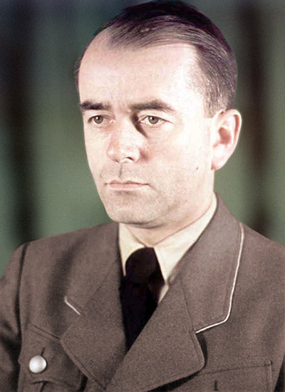 Nazi germany and albert speer