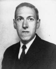 H P Lovecraft, June 1934