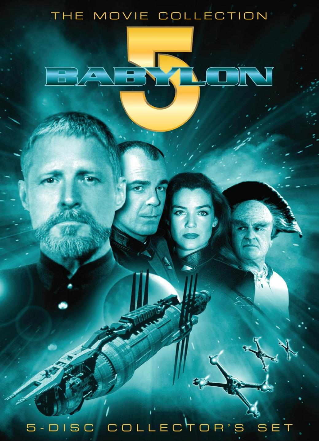 Babylon 5: The Legend Of The Rangers: To Live And Die In Starlight [2002 TV Movie]