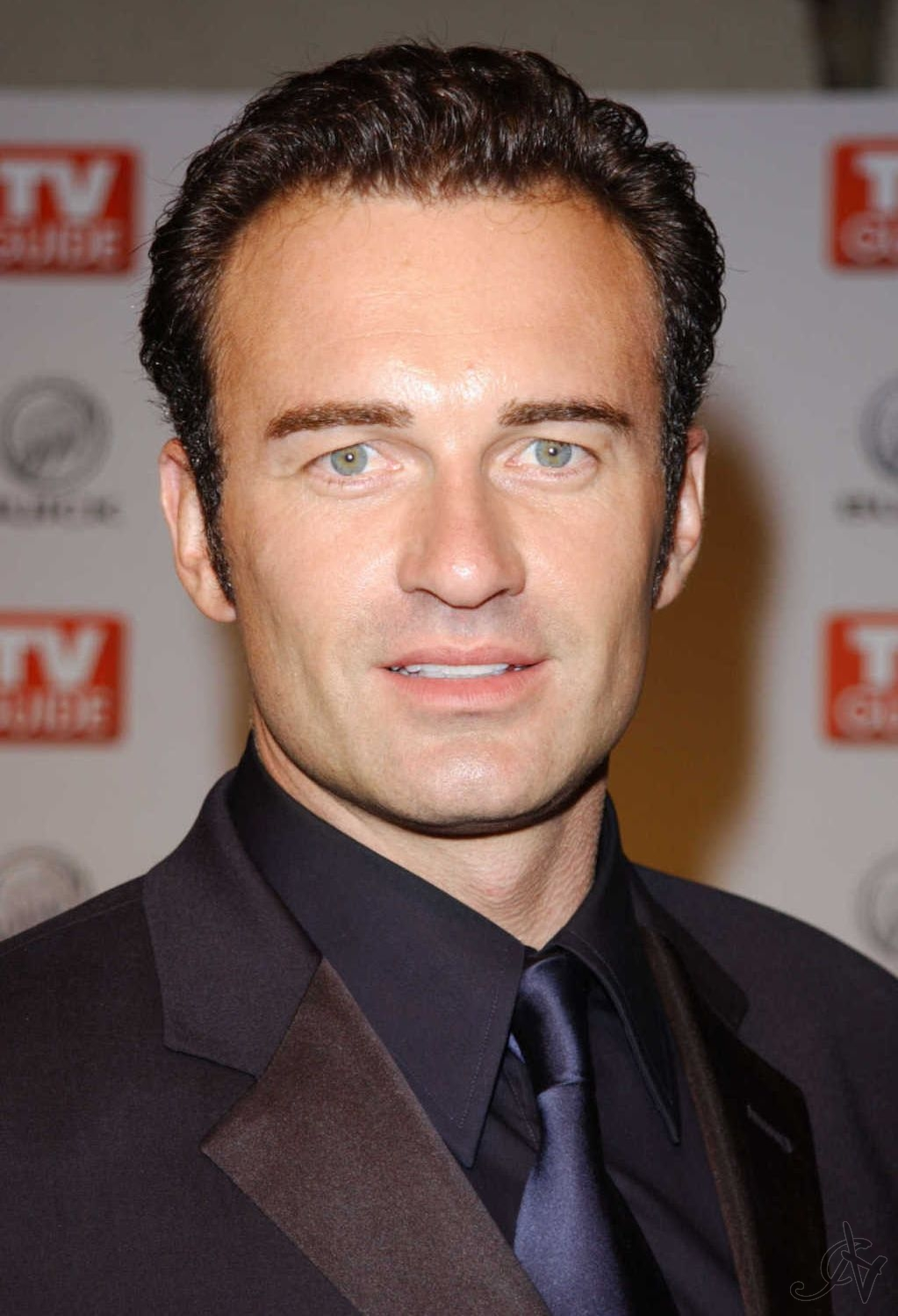 Julian McMahon promotes new show Hunters in Los Angeles | Daily ...