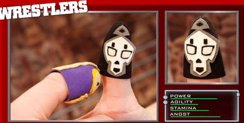 rolf the reaper thumb wrestling federation wiki fandom