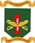 1st Combat Aviation Brigade