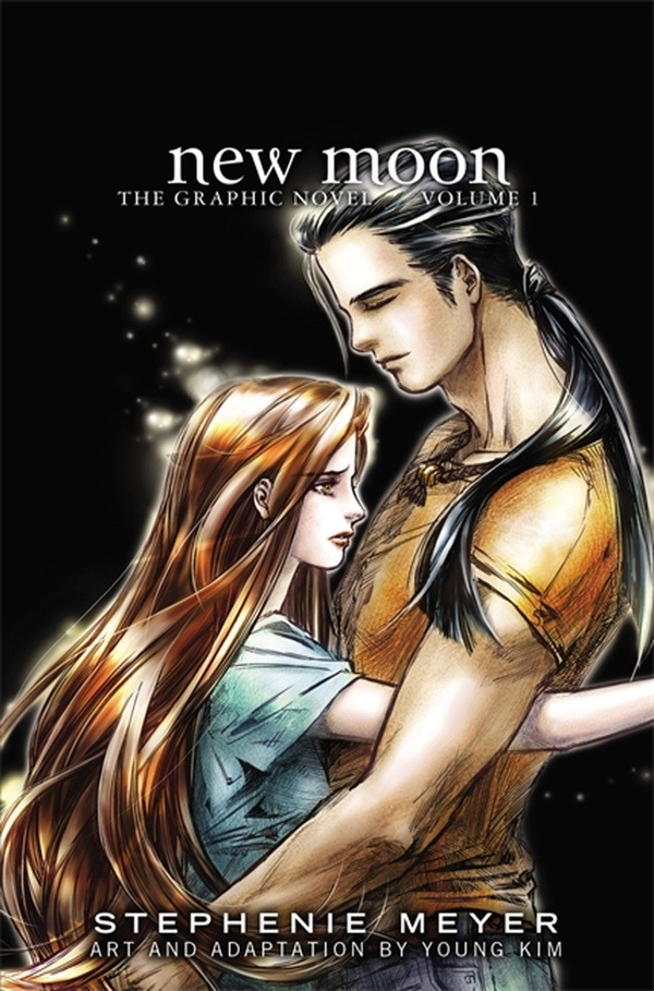 new moon free  book