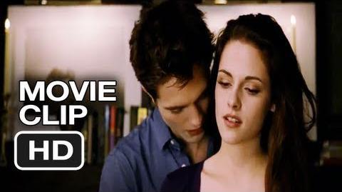 Twilight Saga Breaking Dawn - Part 2 Movie CLIP - Welcome Home (2012) - Kristen Stewart Movie HD