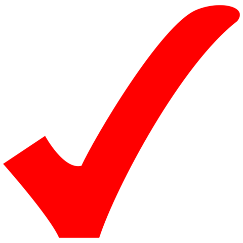 File:Red check.png