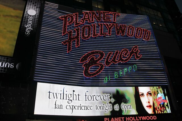 File:Planet Hollywood Marquee.JPG