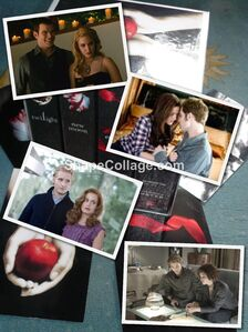 Twilight collage