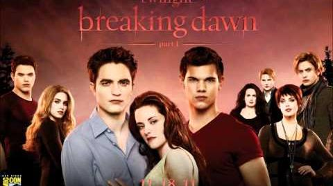 A Wolf Stands Up - Breaking Dawn