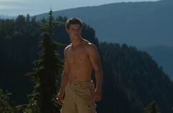 Jacob black in eclipse