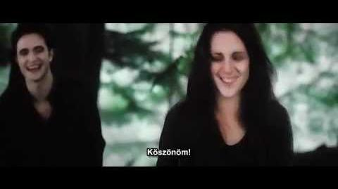 Breaking dawn part 2 scenes