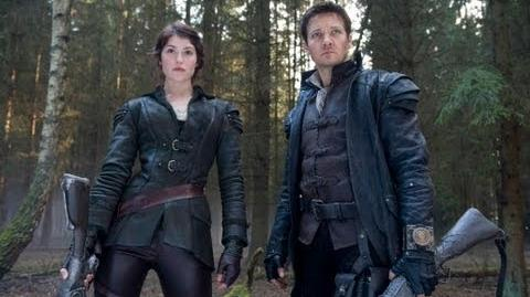 Hansel & Gretel Witch Hunters Official Movie Trailer