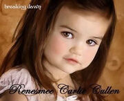 Renesmee Carlie Cullen by Candizzle