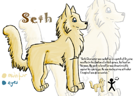 Seth Clearwater by Grrote