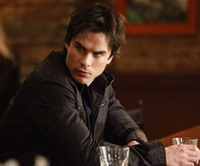 Damon Salvatore-Vampire Diaries