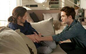 Edward reading mind