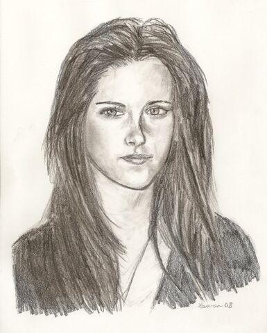 File:Kristen Stewart by bendwater88.jpg