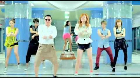 Gangnam Style -PSY (Official Music Video)