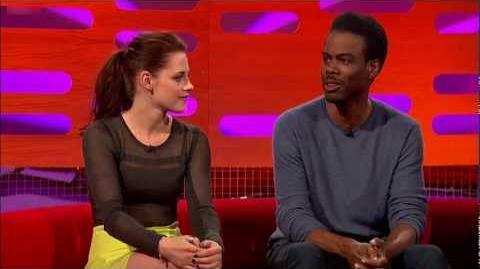 The Graham Norton Show 2012 S11x05 Kristen Stewart, Chris Rock, Stephen Mangan Part 1