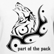 Part-of-the-pack design