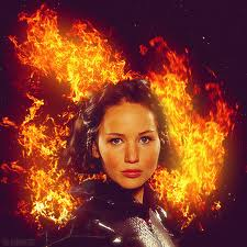 Thegirlonfire