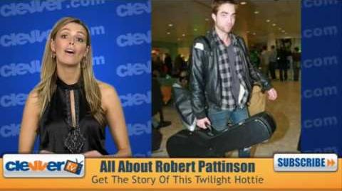 Robert Pattinson Profile - His Life Story