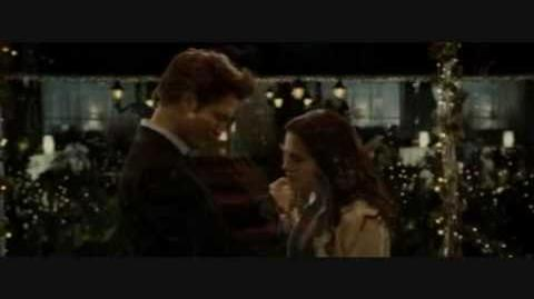 Edward and Bella - Blame It On the Weatherman