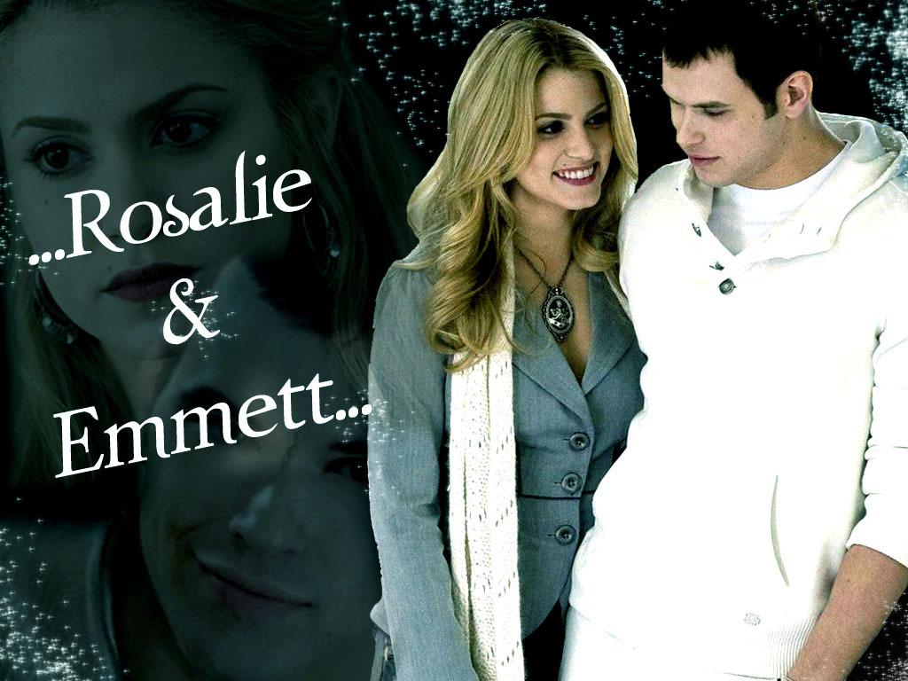 Rosalie And Emmett Fanfiction Rosalie And Emmett