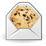 Email cookie