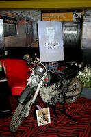 Motorcycle prop