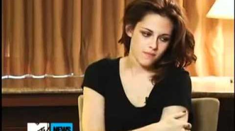 Kristen Stewart - MTV Interview Part 2