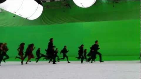 Twilight Saga Breaking Dawn Part 2 BEHIND-THE-SCENES of Epic Battle