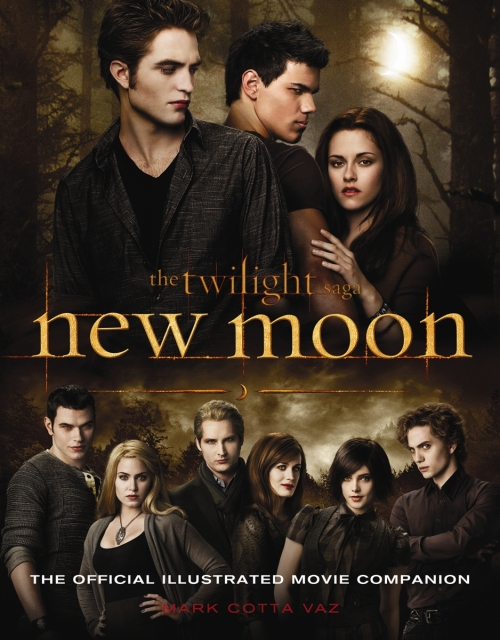 movie analysis new moon from the Explore the making of the film new moon in this ultimate visual companion,  lavishly  review praise for new moon: -teens will relish this new adventure  and.