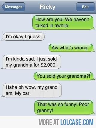 Just Joking Around!