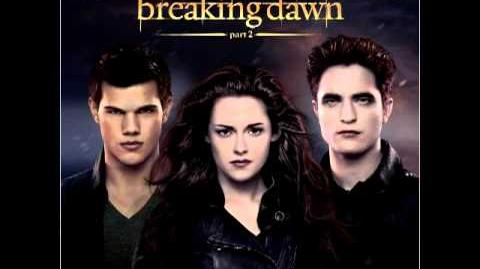 Twilight BREAKING DAWN part 2 SOUNDTRACK 09. A Boy and His Kite - Cover Your Tracks