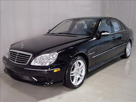 File:Black Mercedes S55 1.jpg