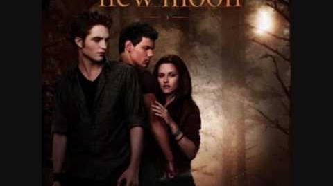 New Moon Official Soundtrack 8 Roslyn - Bon Iver & St Vincent Lyrics