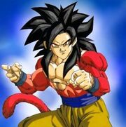 Goku super saiyan 4 02082009235640