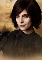 Alice Cullen is so pretty!