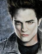 Twilight Robert Pattinson by noeling
