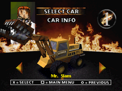 Twisted Metal 2 - Slam