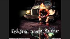 Twisted Metal Black - Suburbs Theme-0