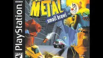 Twisted Metal Small Brawl - Playground Peril