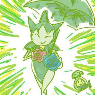 Sunbrella evolves by Rare Candy
