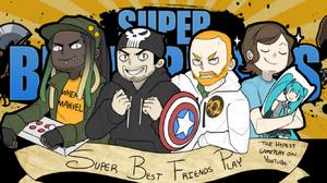 Super Best Friends Stream