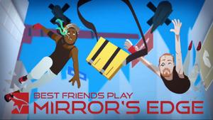 Mirror's Edge Title