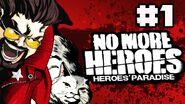 No More Heroes - Heroes' Paradise Thumb