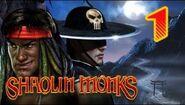 Shaolin Monks Thumb