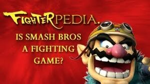 Is Smas Bros a Fighting Game Thumb